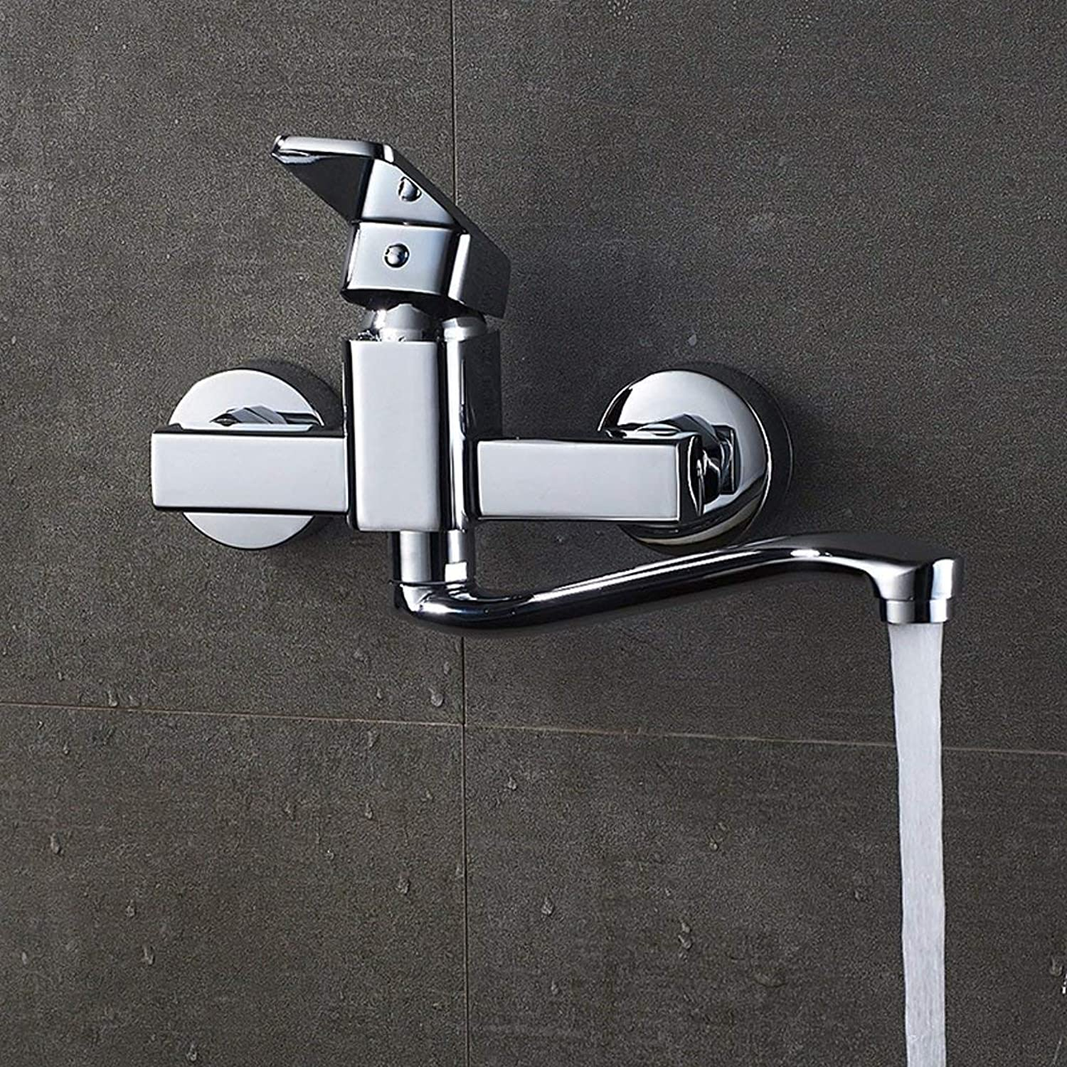 Bathroom Basin Faucets Single Handle Hot And Cold Tap Mixer Washbasin Faucets
