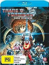 TRANSFORMERS - THE ANIMATED MOVIE (BLU-RAY)