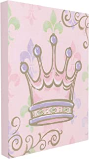 The Kids Room by Stupell Castle with Fleur De Lis Wall Plaque, 24 x 30