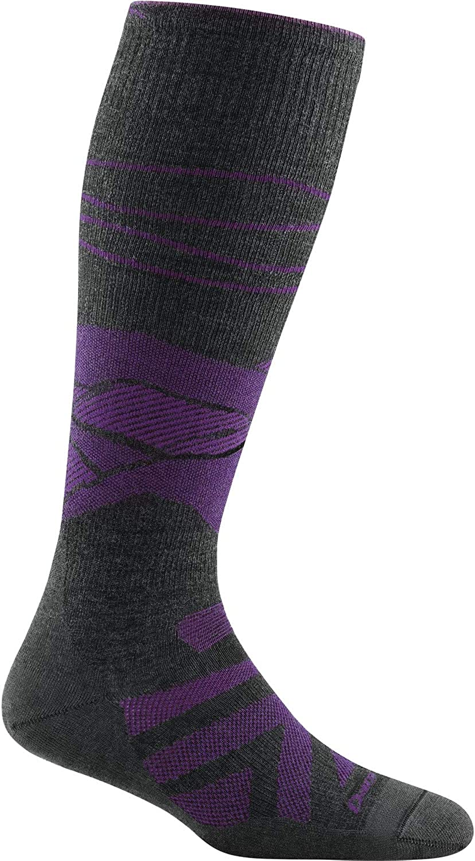 Popularity Darn Tough Sea Denver Mall to Sky OTC Lightweight Women' Sock with Cushion -