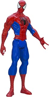 Marvel Ultimate Spider-man Titan Hero Series Spider-man Figure، 12-Inch