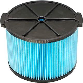 IOYIJOI 3-Layer Fine Dust Filter for Ridgid VF3500 3-4.5 Gallon Vacuum Cleaner WD3050, WD4070, WD4080, WD4522, 4000RV, 4500RV