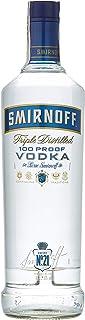 Smirnoff Blue Vodka - 1000 ml