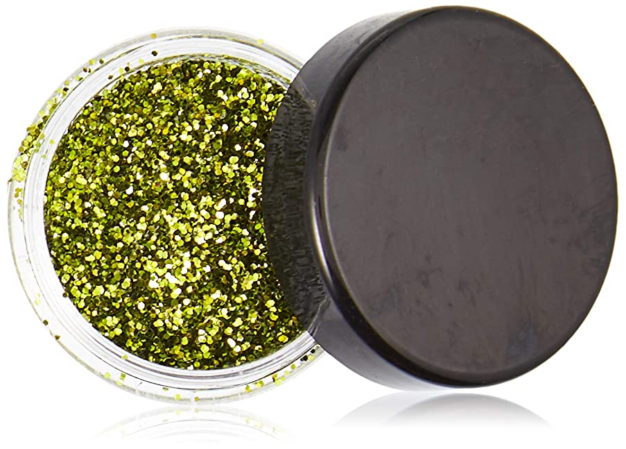 Kelly Green Glitter #59 From Royal Care Cosmetics