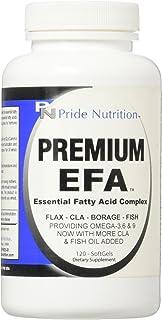 Sponsored Ad - #1 Burpless Fish Oil Omega 3 6 9 EFA with EPA DHA CLA GLA Flax & Borage- More Than Just Fish Oil- Premium E...