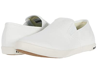 SeaVees Baja Slip-On Standard (White) Women
