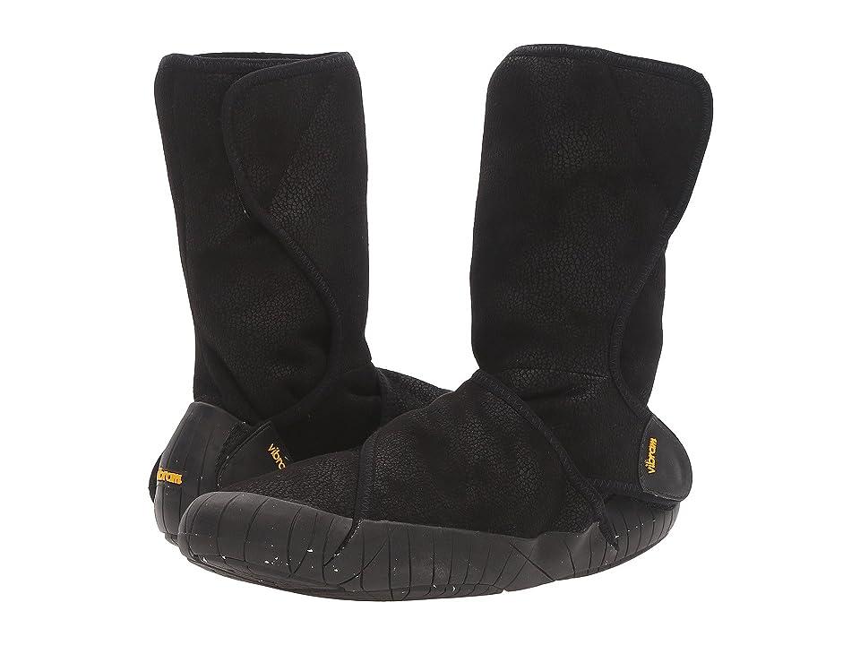 Vibram FiveFingers Furoshiki Shearling Boot (Black) Boots