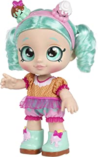 Kindi Kids – Peppa-Mint, Doll for Children and Girls Ages 3+, Multi-Colour, (Famous 700015391)