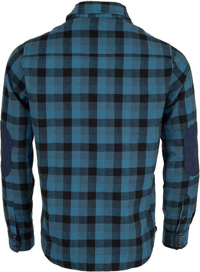 Ternua ® Camisa Nokha Shirt M Camisa para Hombre Hombre