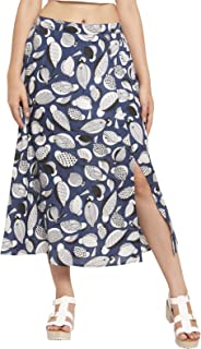 Martini Rayon a-line Skirt