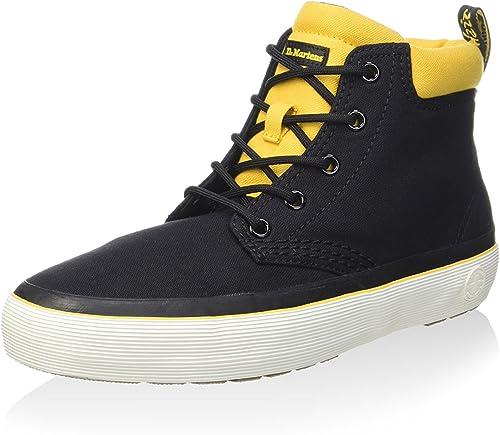 DR.MARTENS - ALLANA negro amarillo (40 EU)