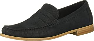 Driver Club USA Mens Leather Made in Brazil Westport Penny Loafer