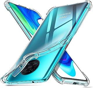 Compatible with Xiaomi Poco F2 Pro 5G/Redmi k30 pro Case, Clear Anti-Scratch Shock Absorption Cover Case Xiaomi Poco F2 Pr...