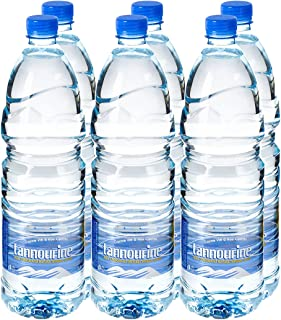 Tannourine natural mineral water (1.5 Litre X 6) Plastic