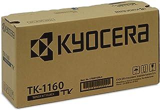 Kyocera TK 1160 Original Toner Kartusche Schwarz 1T02RY0NL0. Kompatibel für ECOSYS P2040dn, ECOSYS P2040dw