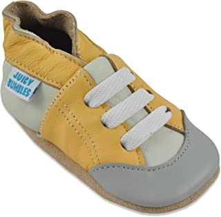 0fbb8c229612a Juicy Bumbles Chaussures Bébé - Chaussons Bébé - Chaussons Cuir Souple -  Chaussures Cuir Souple Premiers