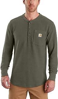 Carhartt Men's Tilden Long Sleeve Henley (Regular and Big & Tall Sizes)