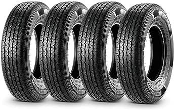 Set of 4 Trailer Tires 175/80R13 ST175/80R13 17580R13 8PR Load Range D 97/93L