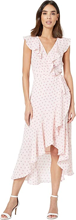 25edf8e0228 Donna morgan floral embroidered mesh dress | Shipped Free at Zappos