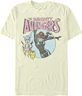 Marvel Retro Avengers Camiseta para Hombre