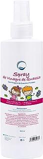 Acondicionador en Spray Preventivo Antipiojos con Vinagre de Quassia y Frutal 300 ml - Impide que los piojos se adhieran a...