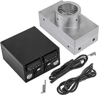 e02439bf4 VEVOR 4X7 Inch Heat Press Kit 110V Heat Press Plates 6061 Aluminum Plates  Kit with Digital