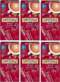 トワイニング チャイミルクティー (13.8g×5P)×6箱
