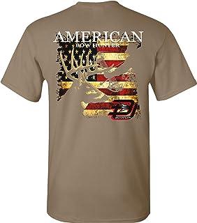 American Bow Hunter Deer Hunting T-Shirt Men's