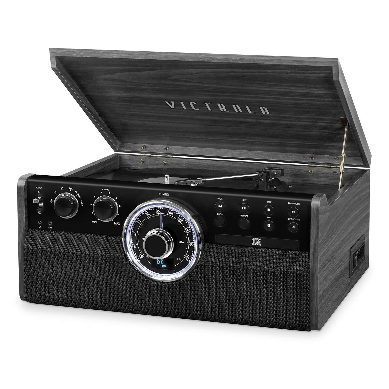 Victrola Bluetooth Century Turntable Cassette
