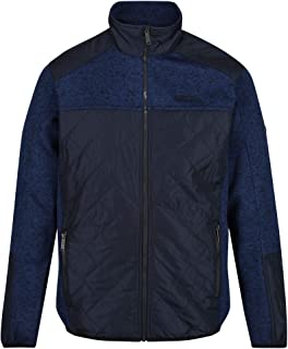 Dare 2B Mens Zavid Quilted Full Zip Fleece