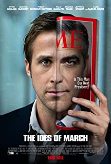 THE IDES OF MARCH MOVIE POSTER 2 Sided ORIGINAL 27x40 GEORGE CLOONEY
