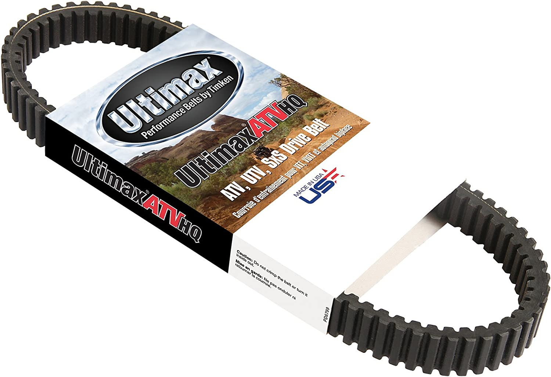Hypermax HQ Drive Belt for John 4 years Max 69% OFF warranty Deere 2009 GATOR HPX 4X4