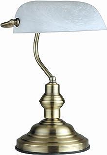 Luz de mesa, 1 x E27/60W o ESL, GLOBO