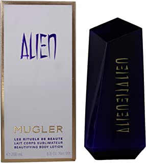 Thierry Mugler Alien Beautifying Body Lotion 6.8 Oz / 200 Ml, 201 ml