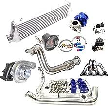 Turbo Kits T3/T4 Turbo for 1988-1995 Civic D D Series Tubular manifold