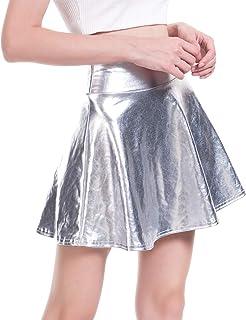09e761fb1 Amazon.es: piel - Faldas / Mujer: Ropa