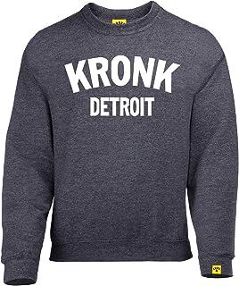 Kronk Regular Fit Men's Detroit Sweatshirt