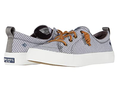 Sperry Crest Vibe Mini Check (Grey/White) Women