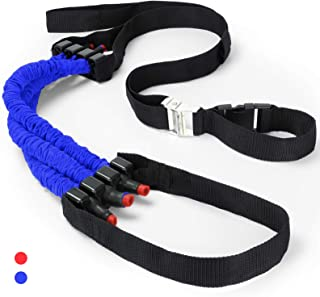 Odoland Pull Up Assist Band, Premium Powerlifting Assist Band, Stretch Resistance Bands to Improve Arm, Shoulders and Ches...
