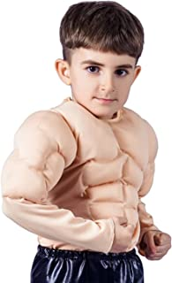 Kids With Big Muscles