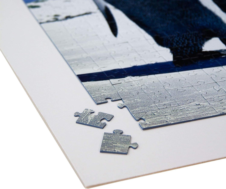 Rückwände Puzzle Karton zum Aufkleben von Puzzles - selbstklebend - mit Aufhänger - Stärke  2,5mm Puzzle Fix - Board - aufhängen - (Größe  100x140cm) B07GZTTB3N Einzigartig   Exquisite (mittlere) Verarbeitung