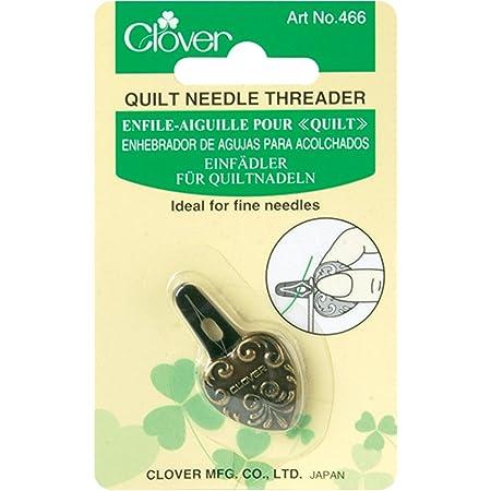 clover Quilt Needle Threader, 1