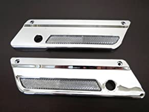 harley police bag latches