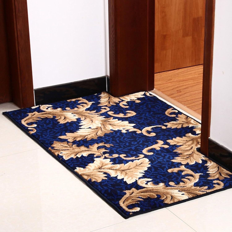 Kitchen And Bathroom Door Mat  Cabinet Pad Restroom ,Indoor Mat Long Water-absorbing Mats-A 100x120cm(39x47inch)