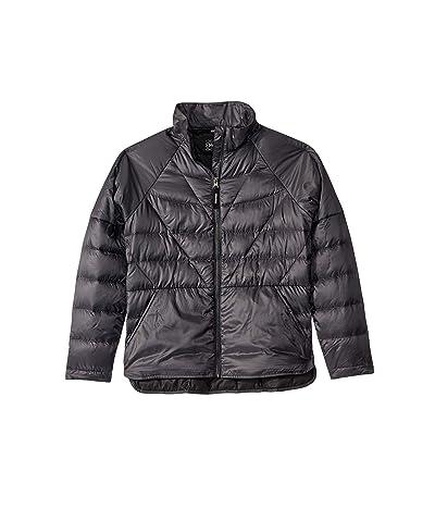 Marmot Kids Hyperlight Down Jacket (Little Kids/Big Kids) (Dark Steel) Girl