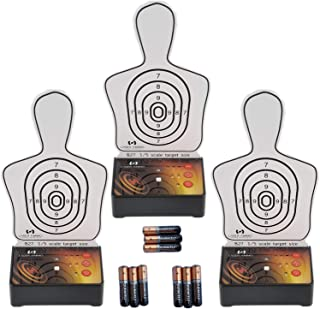 Interactive Multi Target Training System - Use Alone or Purchase as an add-on to Another Package from Laser Ammo to Create Countless Training scenarios & Simulated Match Stages
