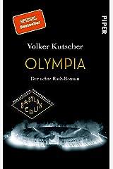 Olympia (Die Gereon-Rath-Romane 8): Der achte Rath-Roman | Vom Autor der Romanvorlage zu Babylon Berlin (German Edition) Kindle Edition
