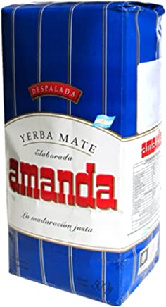 Yerba Mate Amanda 500g (No Stems)