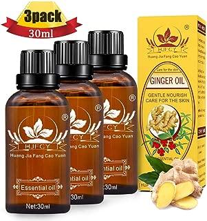 lymphedema ginger oil