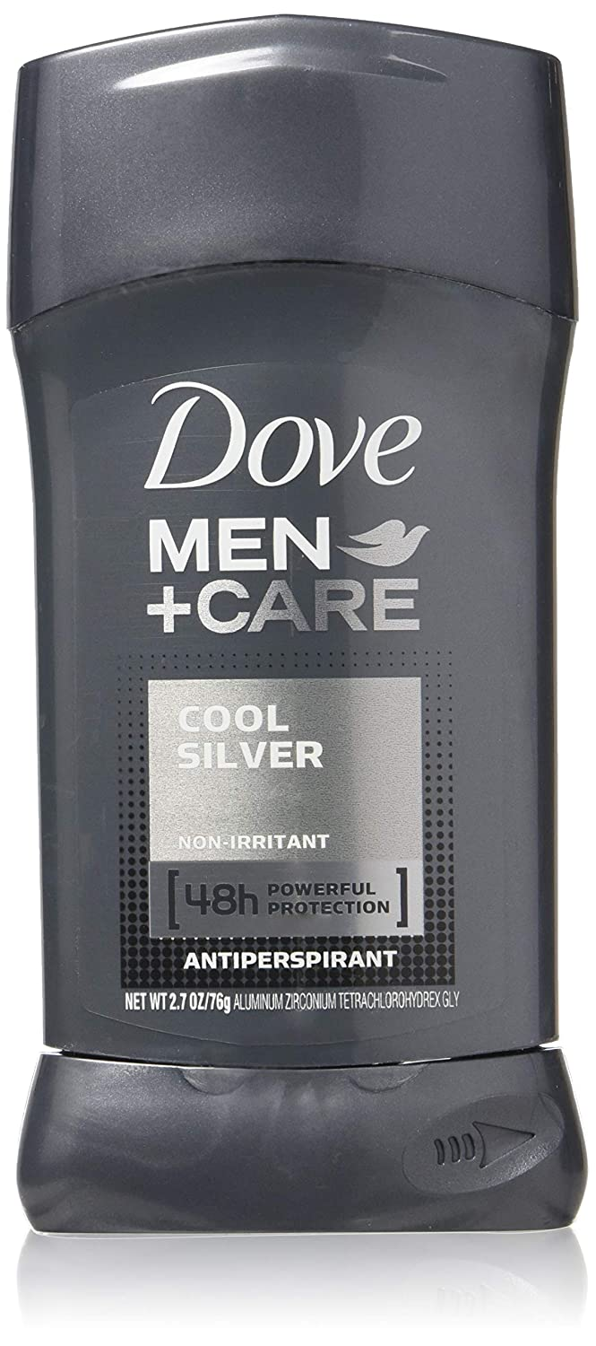 Dove Men+Care Weekly update Antiperspirant Finally resale start Stick Cool Ounce Silver Pack 2.7
